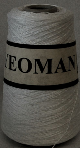 Yeoman Yarn Perle Soft Mercerised Egyptian Combed Cotton 4ply 250g Y229